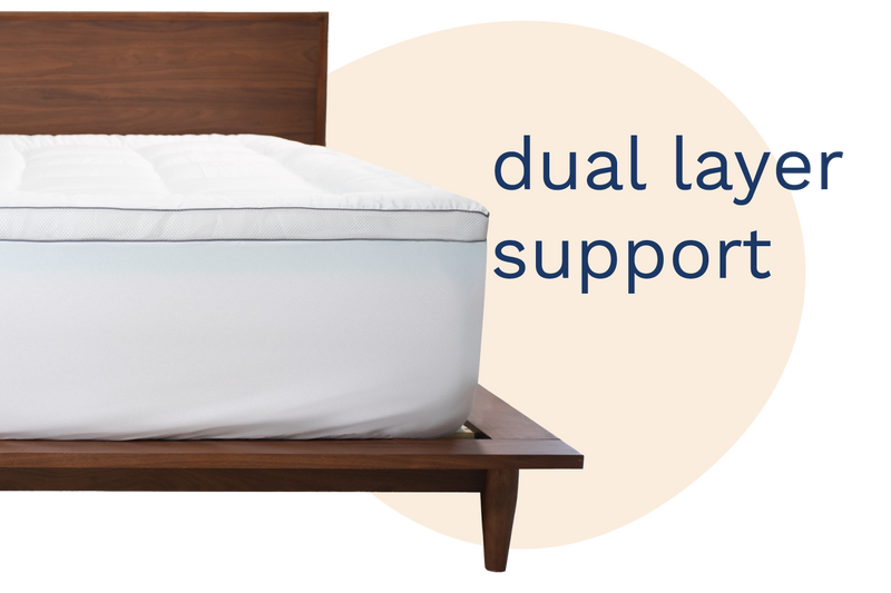 dual layer support a