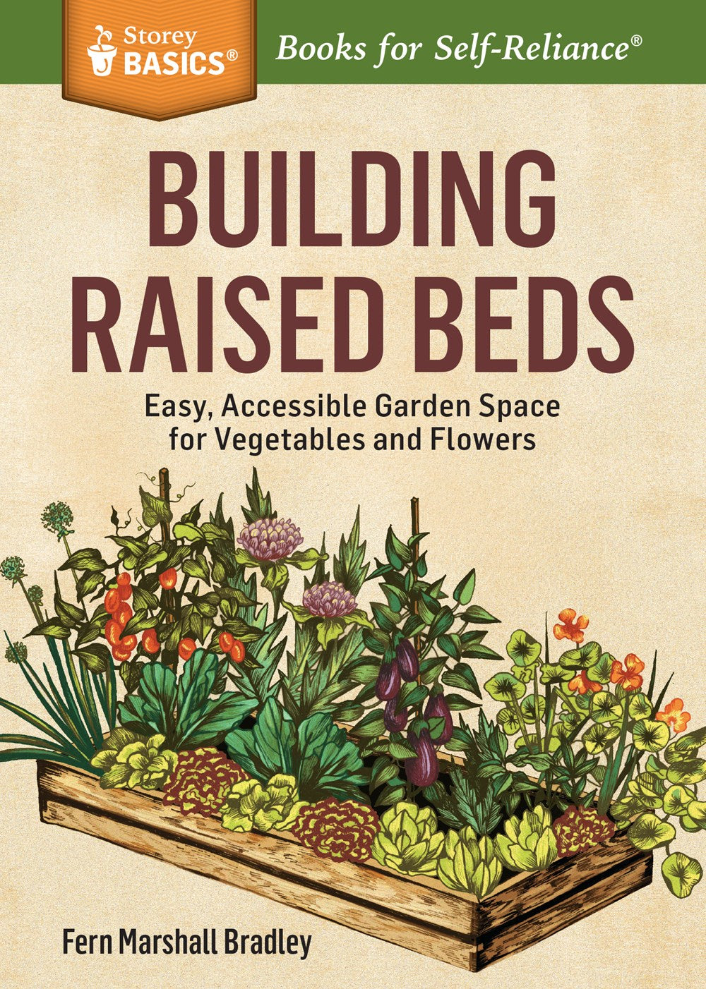 Book:  Building Raised Beds