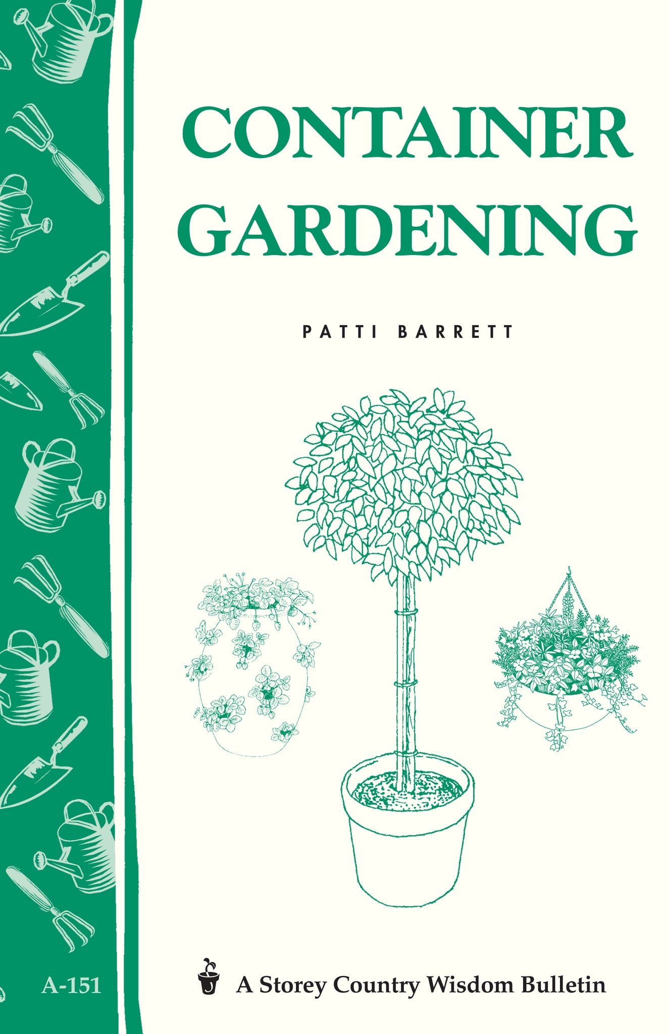 Book:  Container Gardening