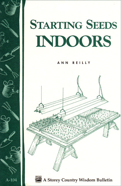 Book:  Starting Seeds Indoors