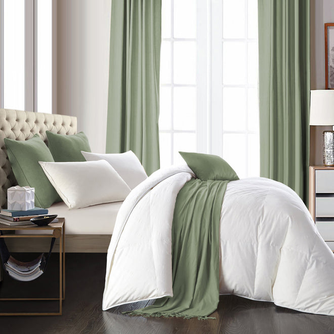 Down Duvets - Luxurious, Comfortable and Easy Care