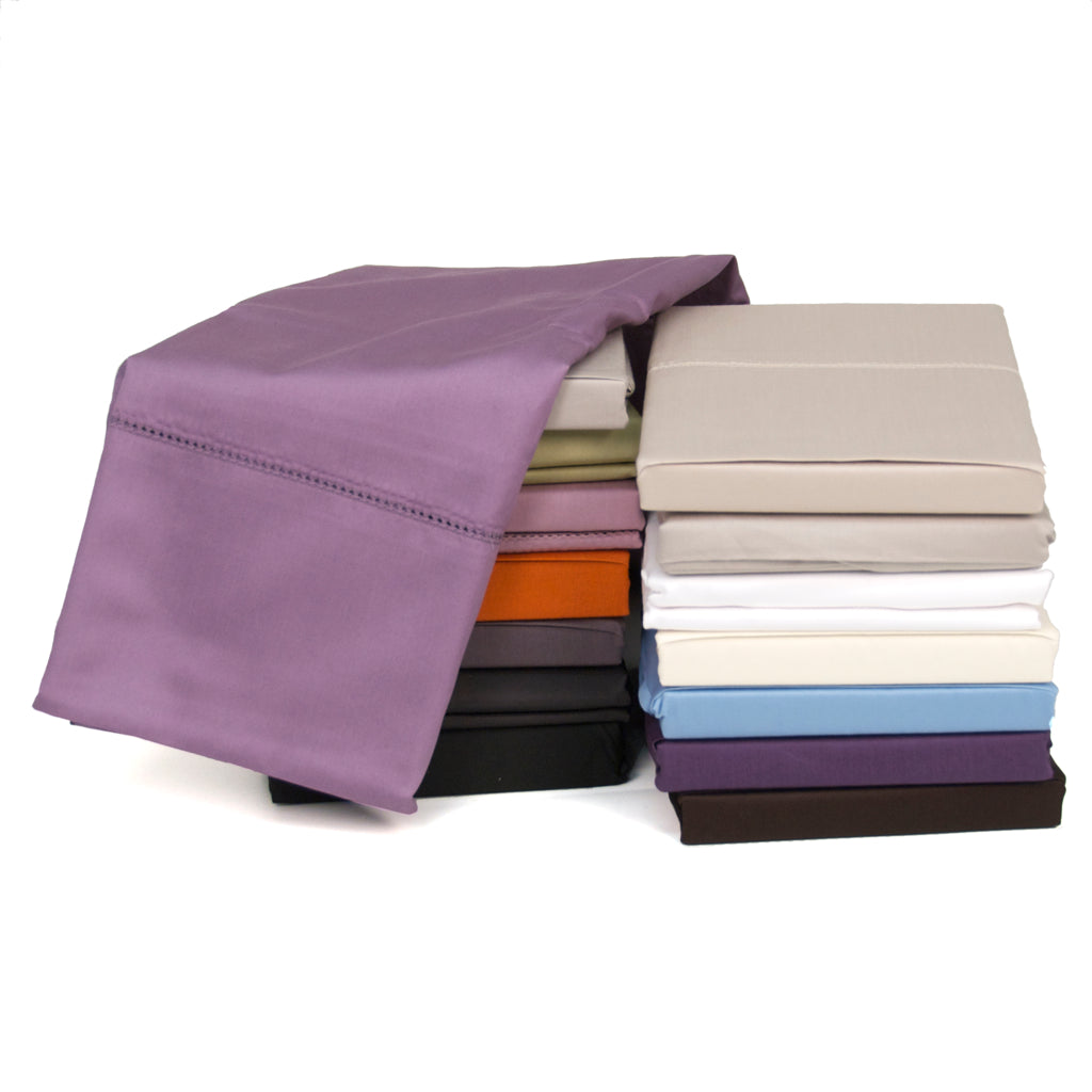 400 Egyptian Cotton Crib Fitted Sheet
