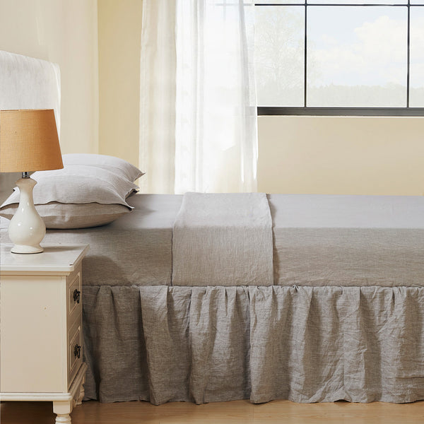 Natural Linen Cover set or sheet set