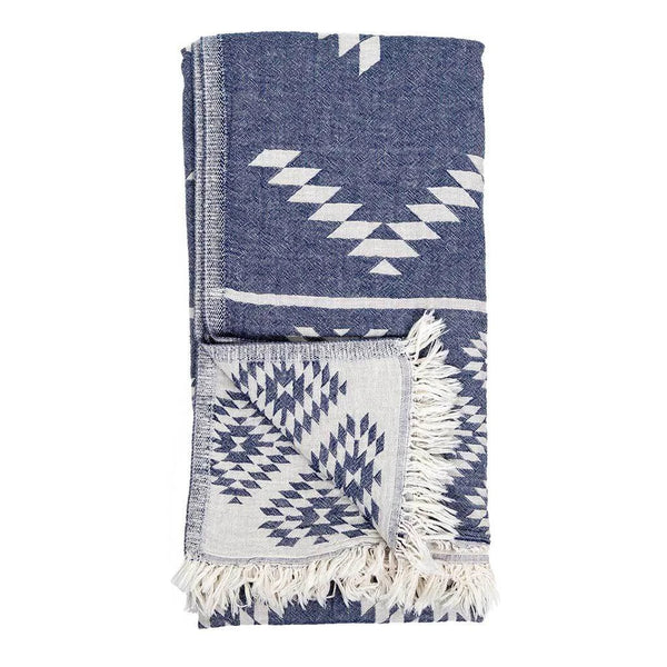 Reversible Geometric Towel