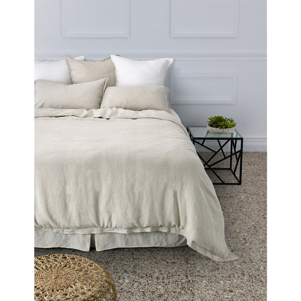Natural Linen Cover