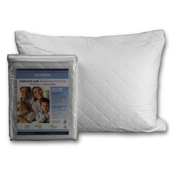 Waterproof Pillow Protectors complete care