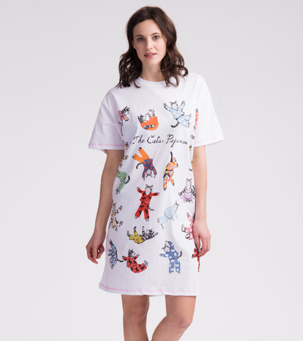 Cats Pajamas Sleepshirt
