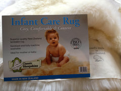 Infant Care Sheepskin Rugs