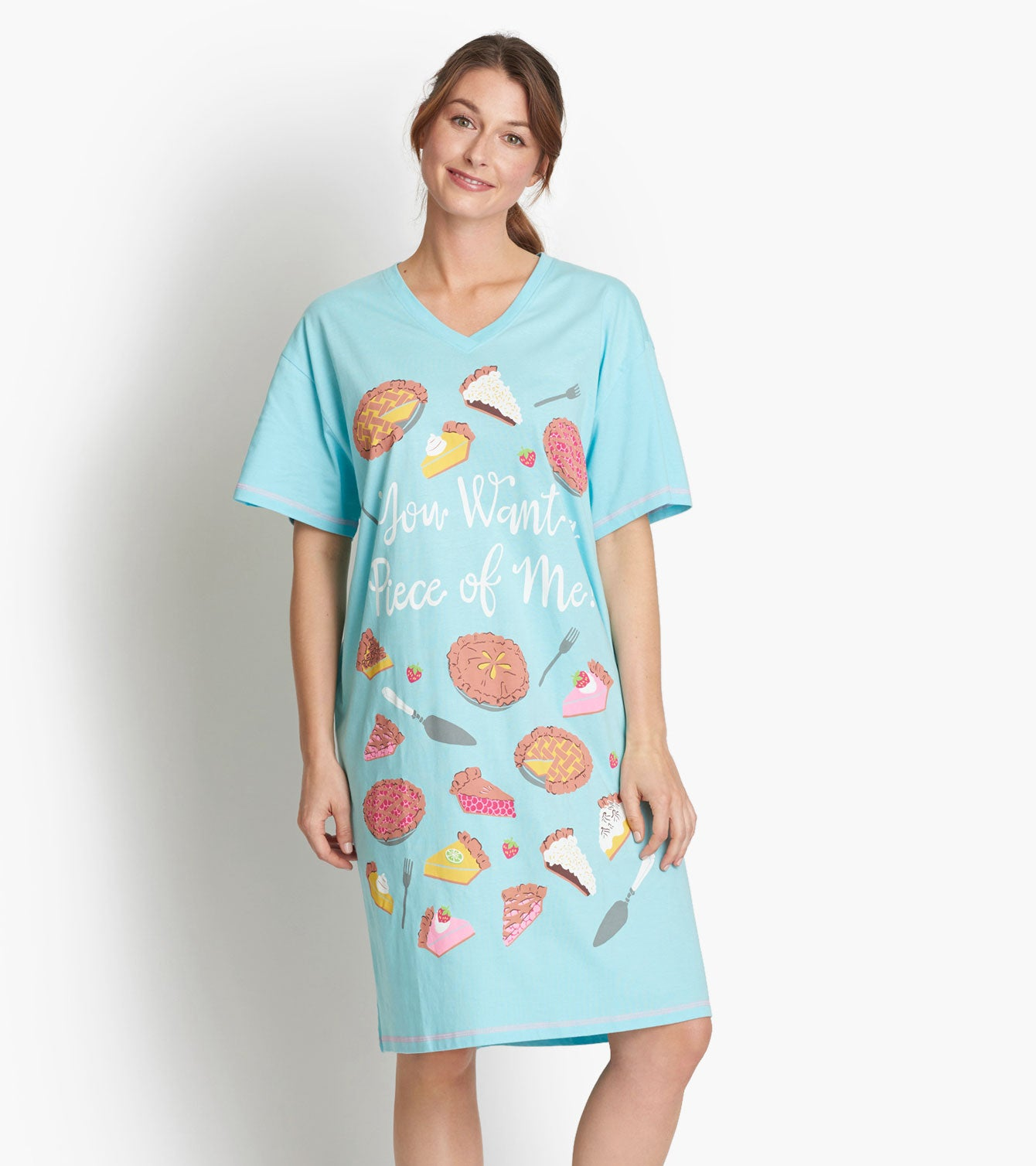 Piece of Pie Sleepshirt