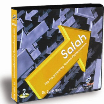 Salah: The Programming Towards Righteousness 2 CD set