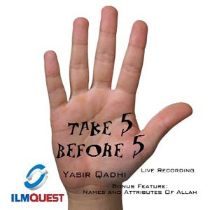 Take 5 Before 5/Names and Attributes of Allah