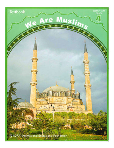 We Are Muslims - Grade 4 (Textbook)
