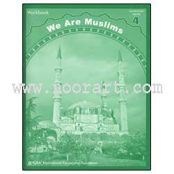 We Are Muslims - Grade 4 (Workbook)