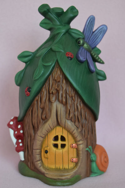 Fairy House | Dragonfly