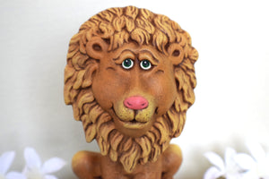 Lion Bobble Head