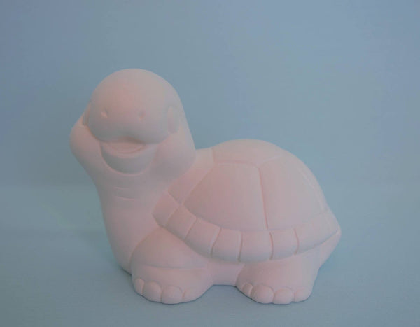 Bisque Turtle | DIY Paint Project