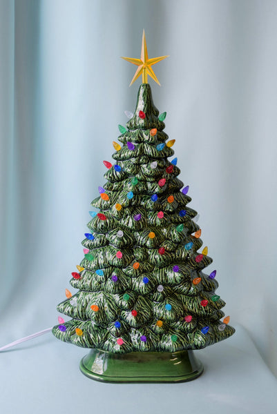 Ceramic Xmas Tree | XL