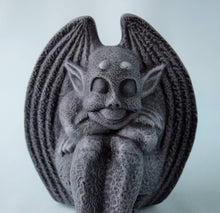 Load image into Gallery viewer, Renaissance Art Gargoyle | Ceramic Gargoyle | Handmade