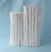 Load image into Gallery viewer, Bisque Ceramic Stump | DIY Project