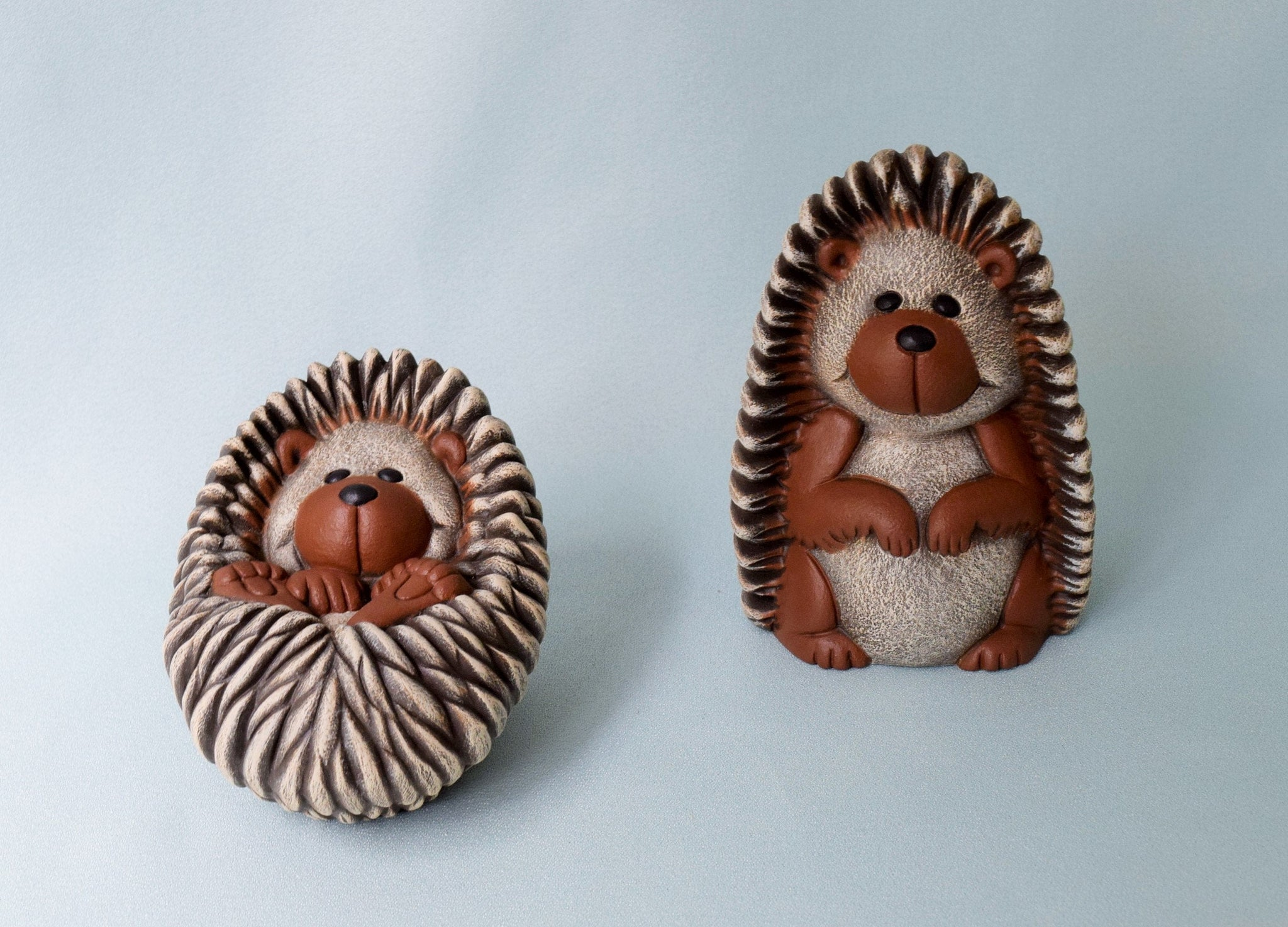 Ceramic Hedgehogs | Woodland Ceramics