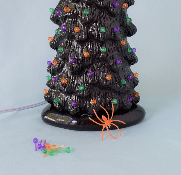 Ceramic Halloween Tree