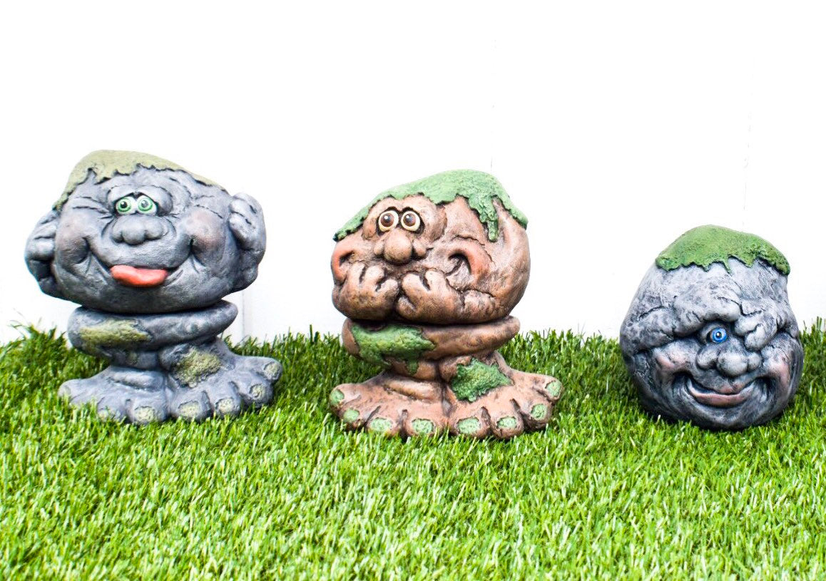 Three Wise Stones | Garden Decor