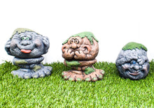 Load image into Gallery viewer, Three Wise Stones | Garden Decor