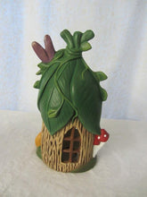 Load image into Gallery viewer, Dragonfly Fairy House
