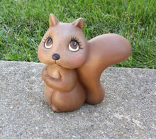 Load image into Gallery viewer, Ceramic Squirrel | Woodland Animal