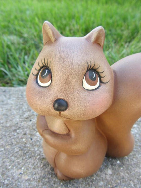 Ceramic Squirrel | Woodland Animal