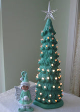 Load image into Gallery viewer, Ceramic Matte Christmas Tree 13""