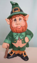 Load image into Gallery viewer, Leprechaun | With Walking Stick