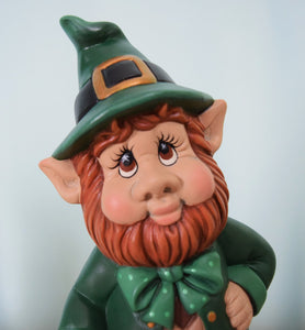 Leprechaun | With Walking Stick