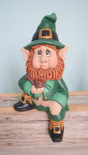 Load image into Gallery viewer, Leprechaun | Sitting Style | Ledge Design