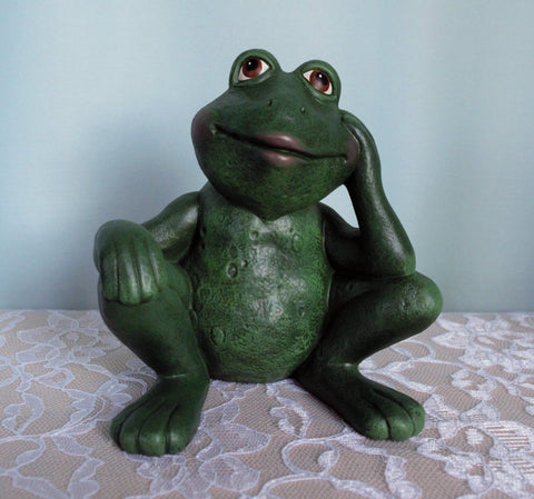 Garden Frog | Charming Toad