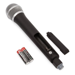 BOLY BL-1013 Double UHF MIcrophone  Fixed Frequency