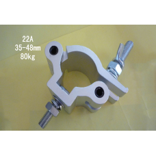 Half coupler 35-48mm 80kg