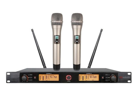 Boly 5200  2way UHF Wireless Microphone
