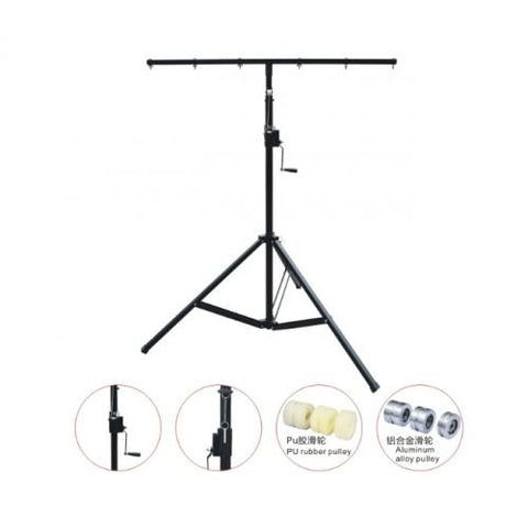 Lighting Stand Crank up 1.6-2.8M