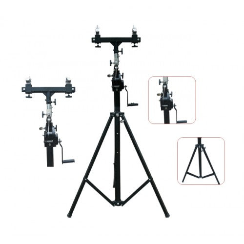 Lighting Stand Crank up 1.7-4M Truss Top