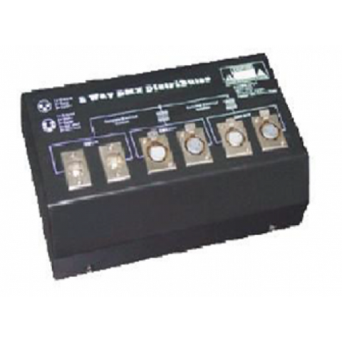2 Way DMX Splitter