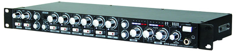 Hill Audio Zoning Mixer ZPR2620