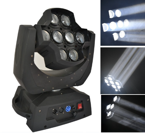 ACL106 8 x 12w Moving head