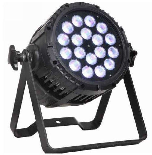 ACL1809 18 x 9w RGB Leds IP65