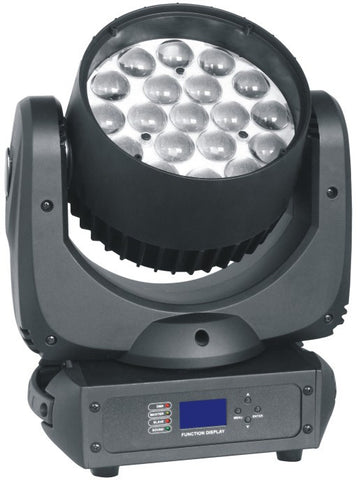 ACL-1910 Moving Head Zoom Wash