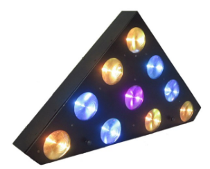ACL206 10 x 3w LED