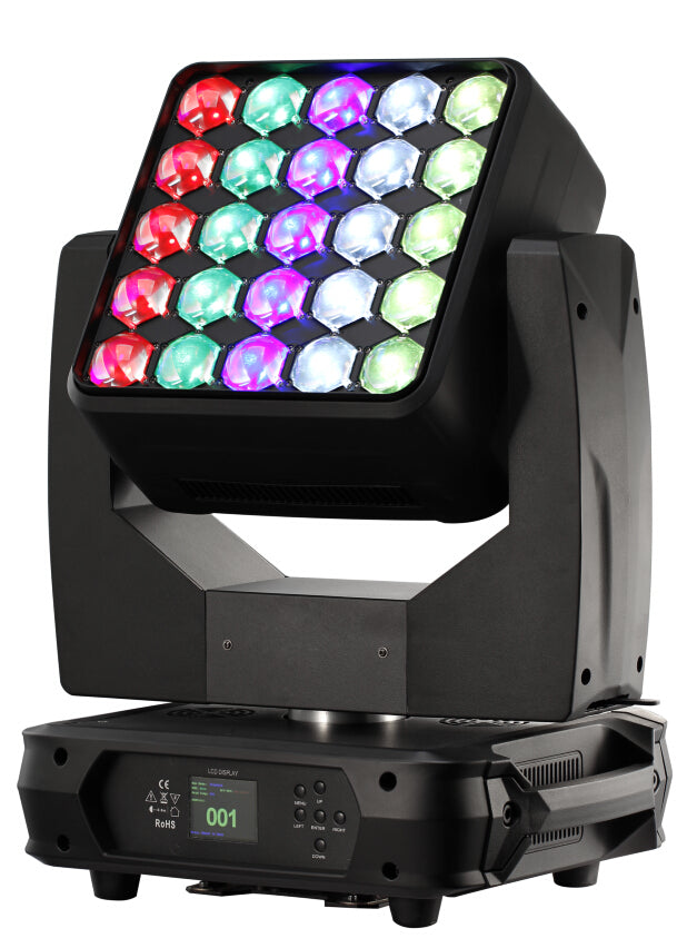 ACL207 Zoom 25 x 15w LED's