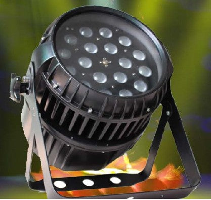 LED Stage Light AC- L119A 18 x RGBW Chinese leds ZOOM