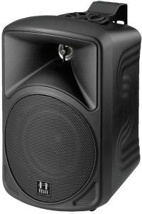 "Adagio 6"" Installation Speaker Black 1 x Pair"