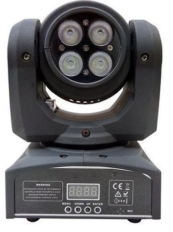ACL101D Mini Moving Head Wash Double side